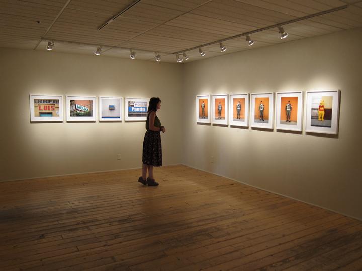 Luis Molina-Pantin, Lisa Sette Gallery, Scottsdale, Arizona (April